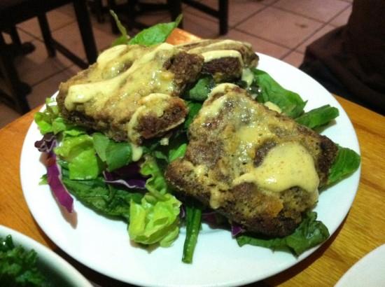 vegan restaurant nyc travel
