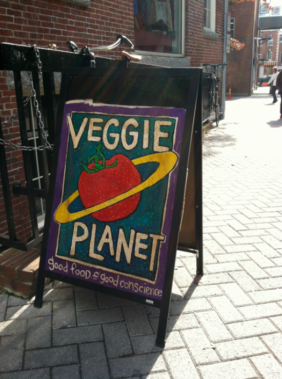 vegan restaurant boston
