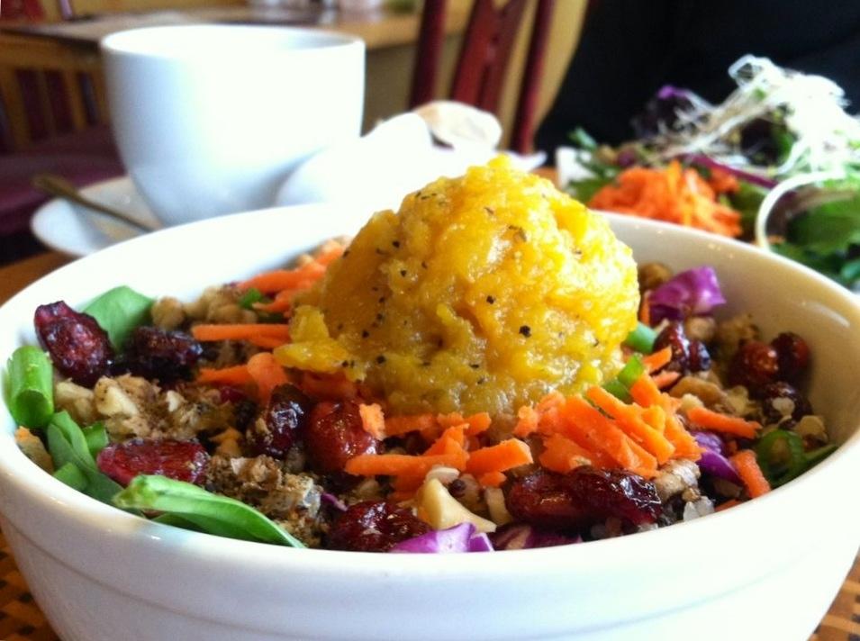 Vegan Cafe Cambridge Ma
