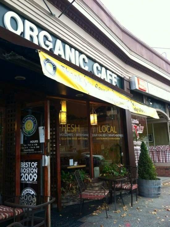 vegan restaurant beverly ma