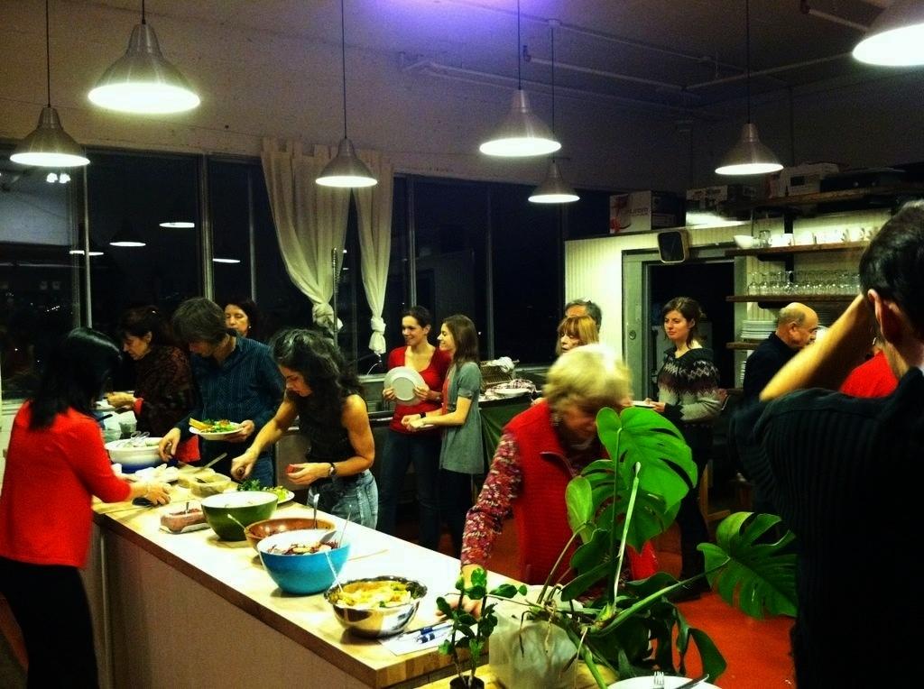 Montréal Raw Vegan Potluck Group