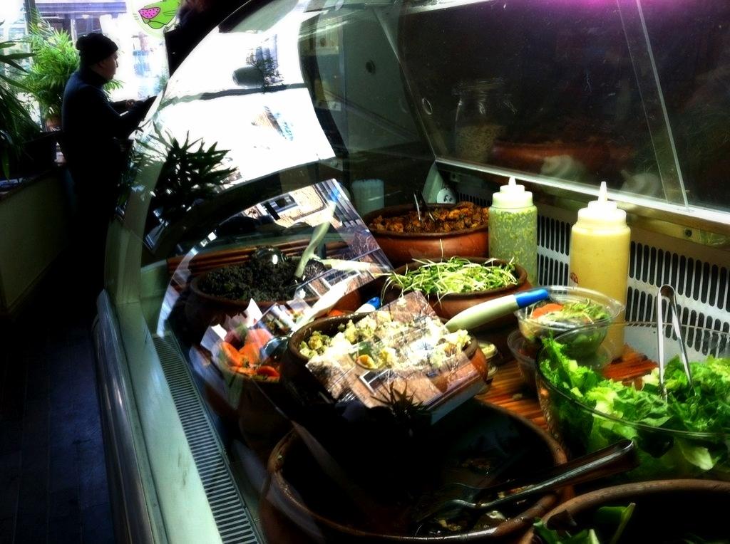 vegan restaurant montreal
