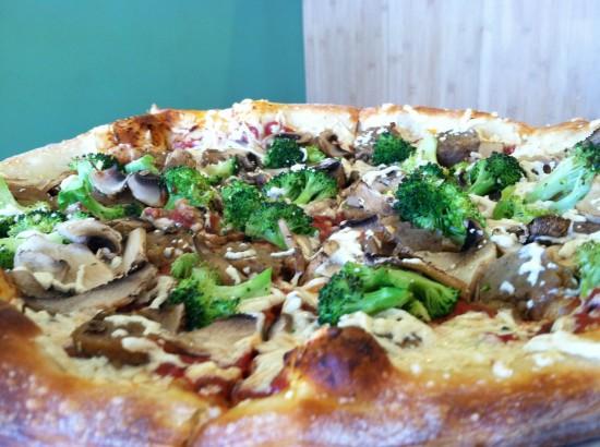 vegan pizzeria boston