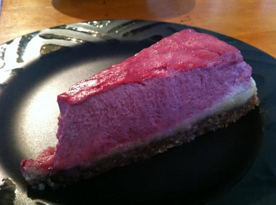 vegan raw dessert vermont
