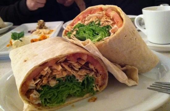 Aux Vivres vegan restaurant montreal
