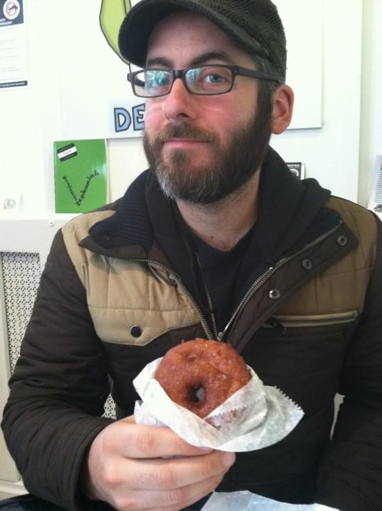 Viva Vegan Montreal donuts