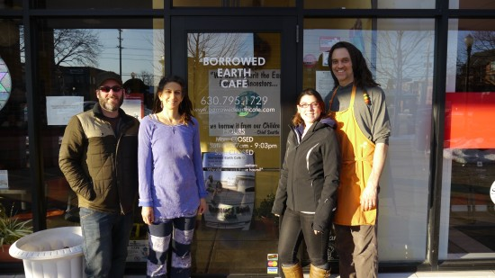 Borrowed Earth Cafe Downers Grove, IL