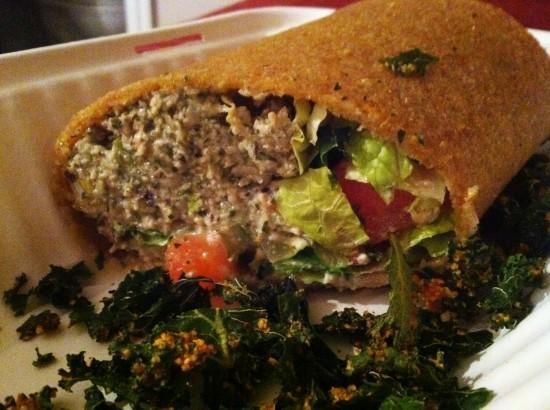 raw vegan restaurant newburyport ma
