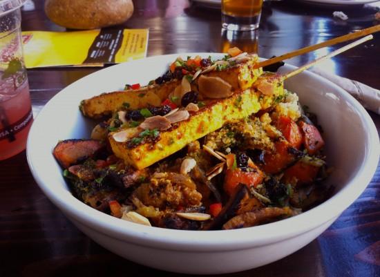 Native Foods Rockin Moroccan Bowl  Chef Tanya Favorite