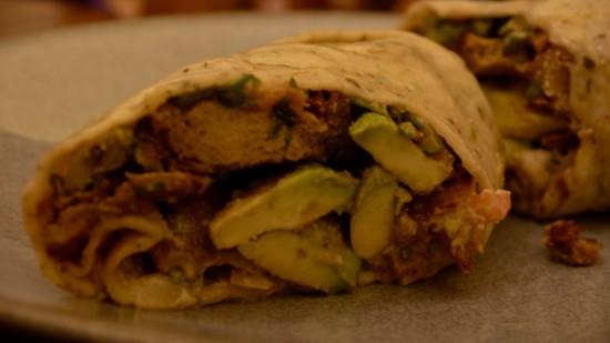 Vegan BLT Avocado Sandwich