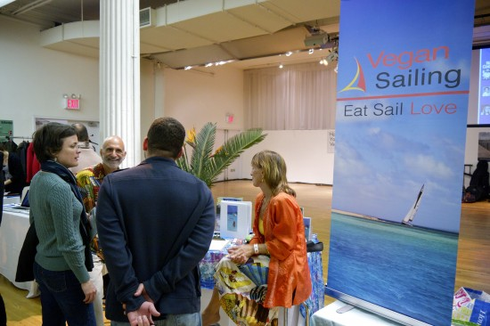 Vegan Sailing Eat Sail Love