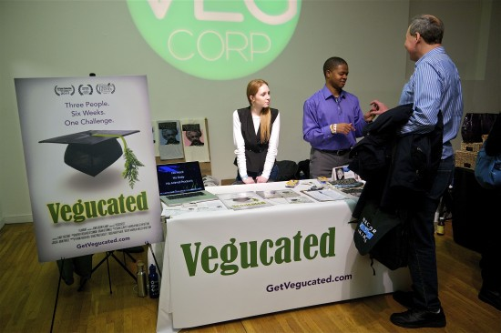Vegucated Documentary Vegan