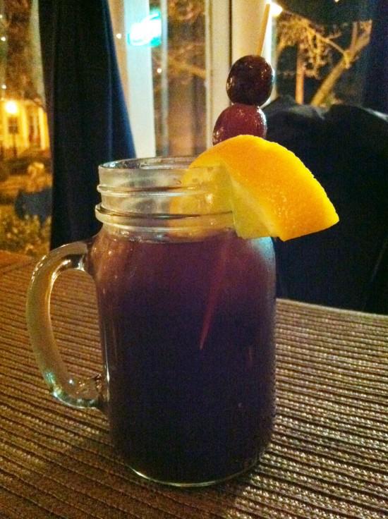 G-Zen Restaurant Branford, CT ZenGria Drink