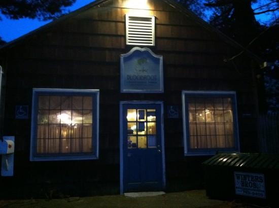 Bloodroot Restaurant Bridgeport, CT
