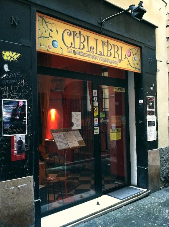 Cible Libri, Genoa Italy