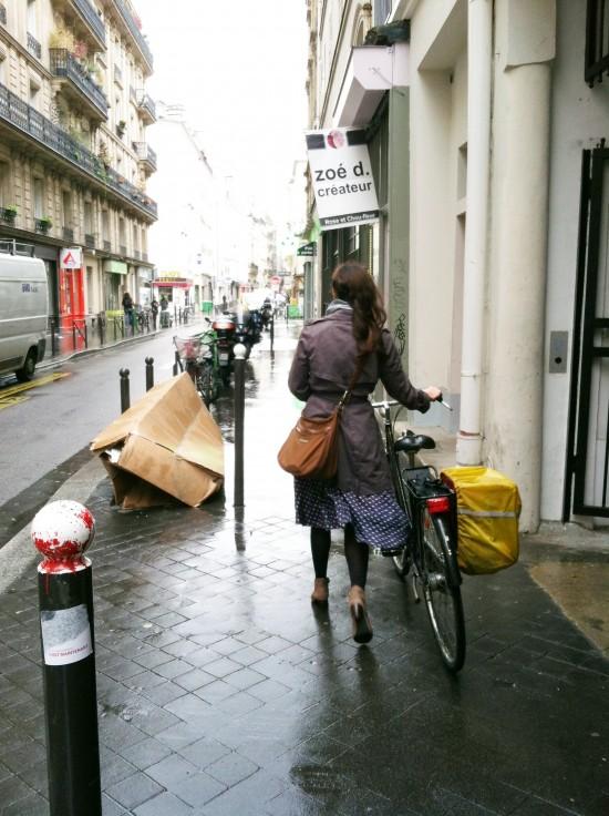 Bicycle Paris