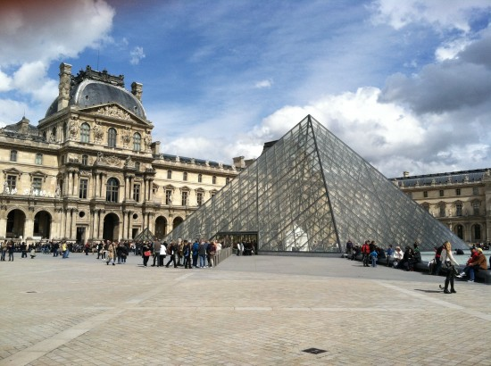 Louvre Museum Paris, France