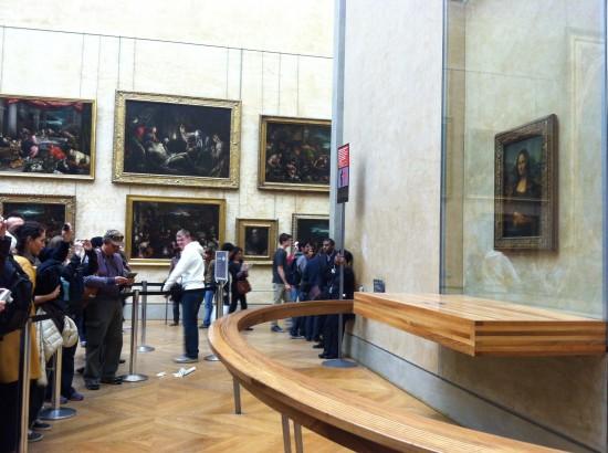 Louvre Museum Paris, France