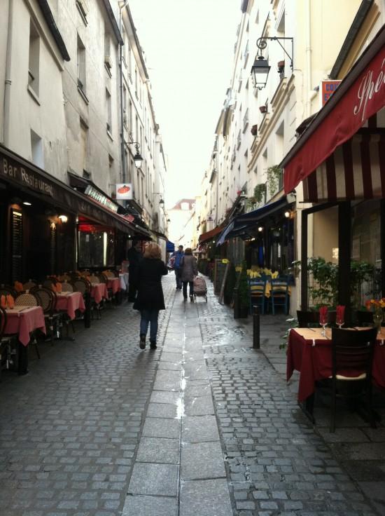 Vegan food tour of Paris, France