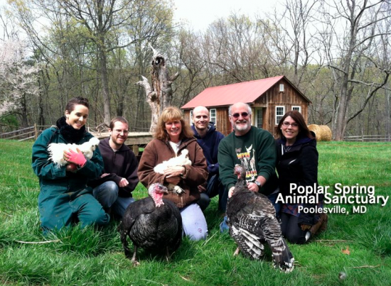 Poplar Spring Animal Sanctuary