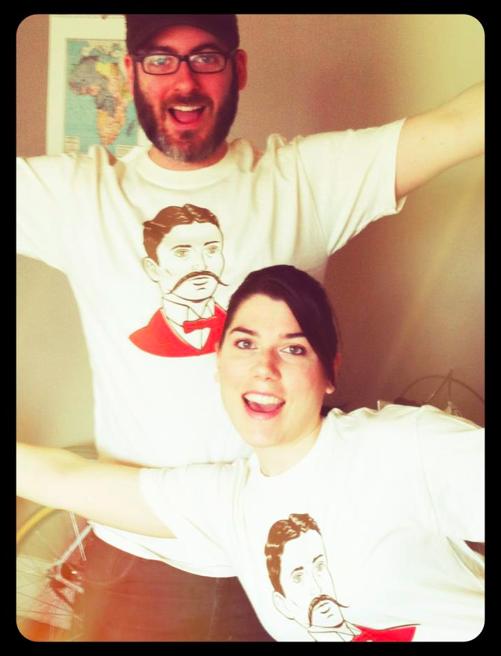 Upton's Naturals t-shirts