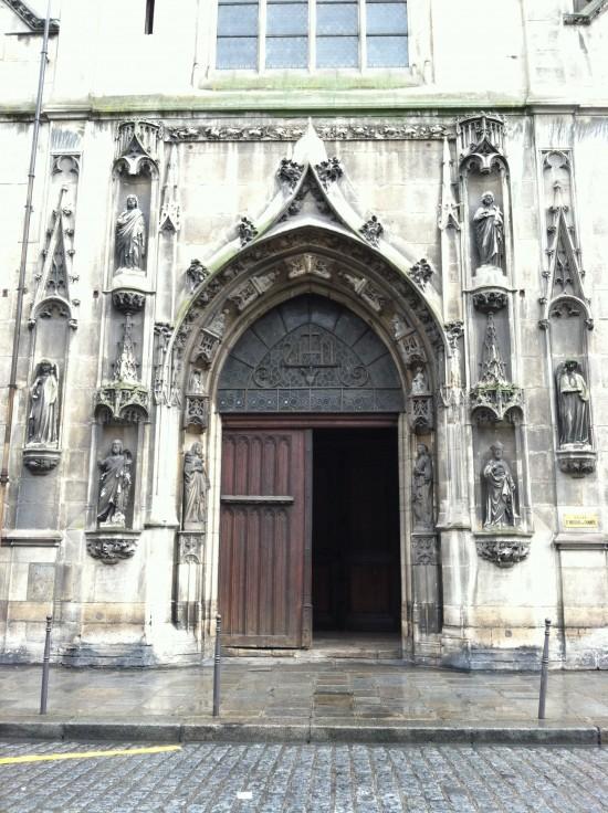 Cool Doorway Paris