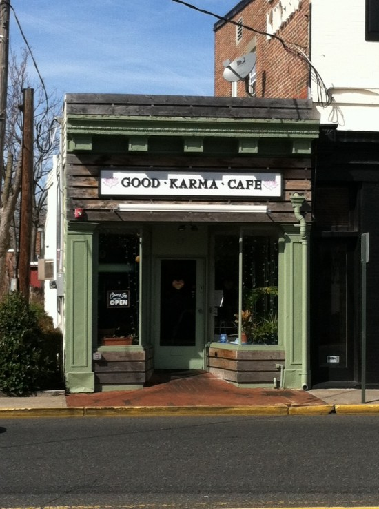 Good Karma Cafe NJ