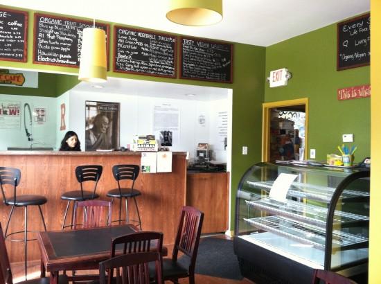 Namasté Café Organic Juice Bar