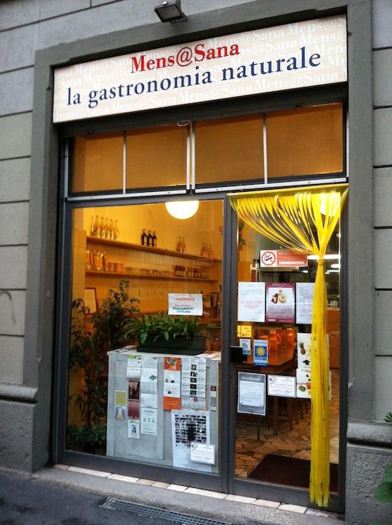Mens@Sana Milan, Italy