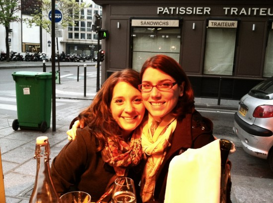 Rachael Kristin Paris France