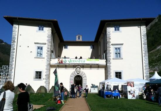 Palazzo Mediceo Seravezza Italy