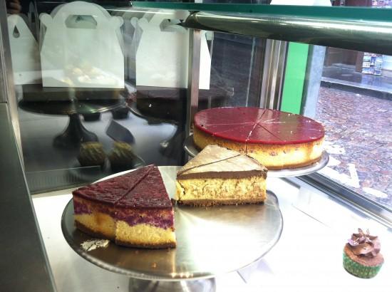 vegan cheesecake paris france