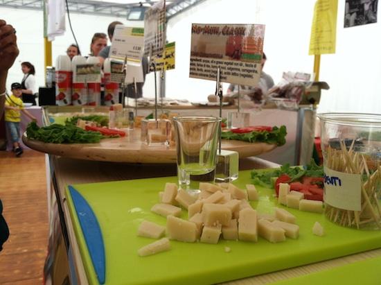 VeganFest 2012 Seravezza, Italy