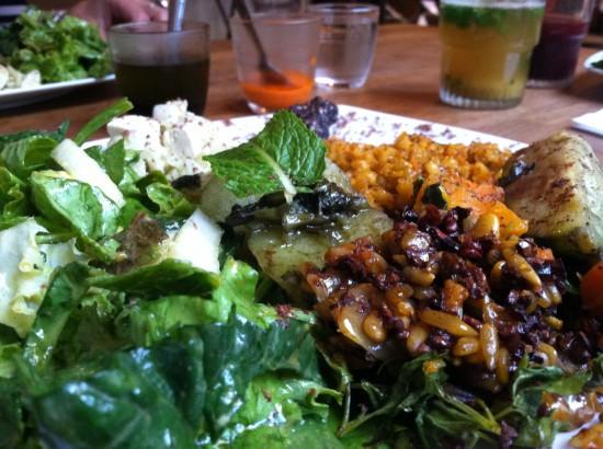 Vegan Food Voy Alimento