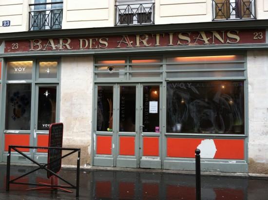 Voy Alimento Paris France