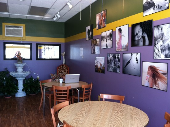 Wildflower earthly vegan fare, millville nj