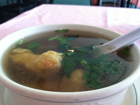 Wonton Soup - New Harmony, Philly