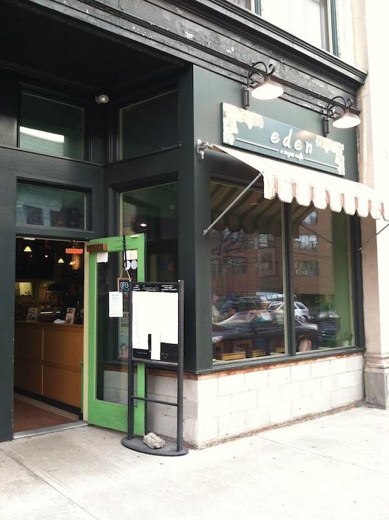 Eden-a Vegan Cafe - Scranton, PA