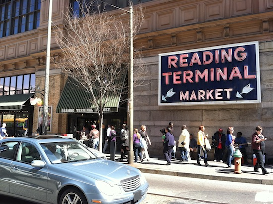 Reading Terminal Market Place, Philly