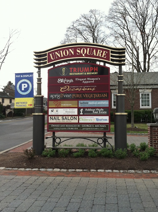 Union Square - New Hope, PA