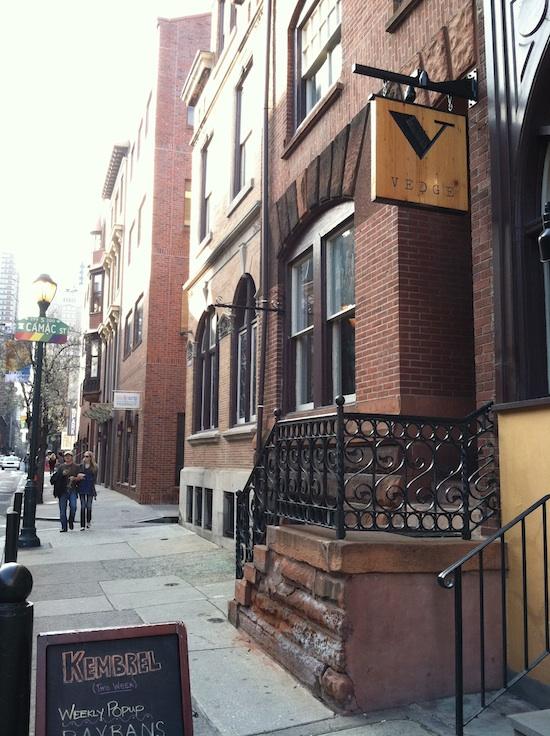 Vedge Restaurant - Philadelphia, PA