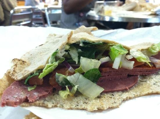 Basic 4 Vegetarian Snack Bar, Philly