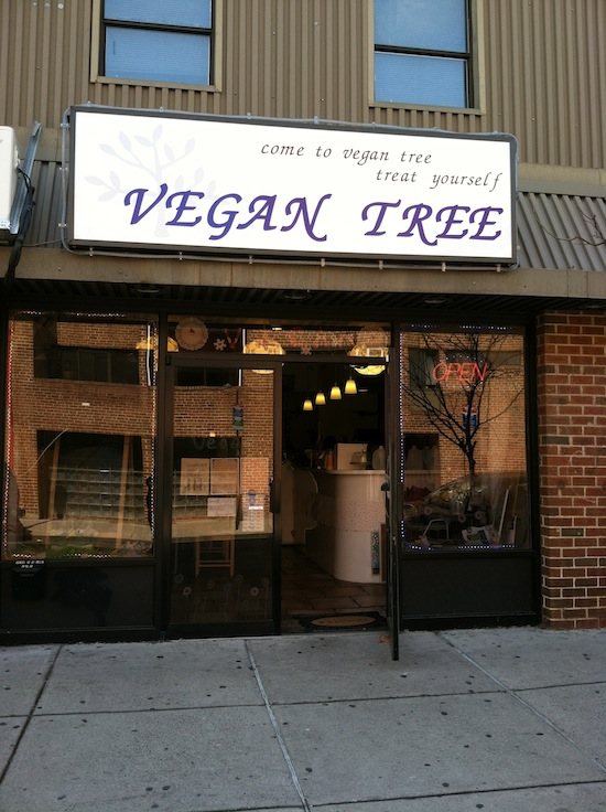 Vegan Tree restaurant, Philly