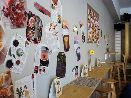 Vegan Tree restaurant, Philly