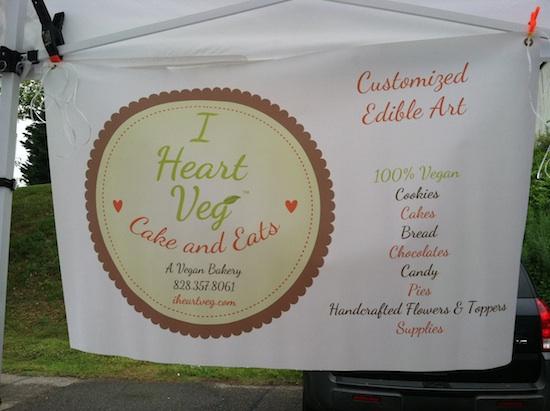 I Heart Veg - Cake & Eats in Asheville, NC