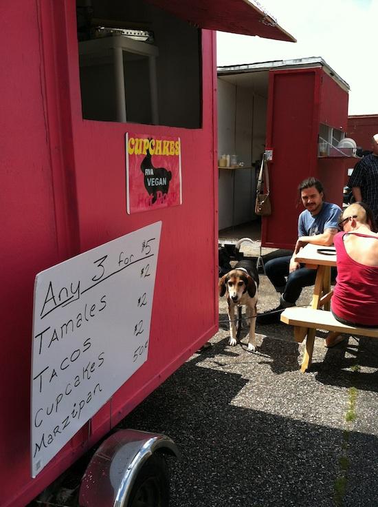 RV Vegan Food Cart - Richmond, VA