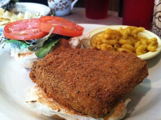 Harrison Street Cafe - Richmond, VA
