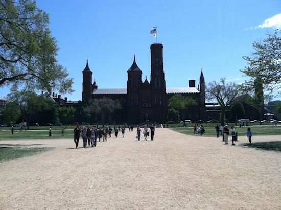 Smithsonian Castle - Washington DC