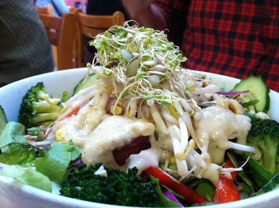 Laughing Seed salad