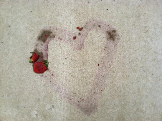 Richmond, VA sidewalk art